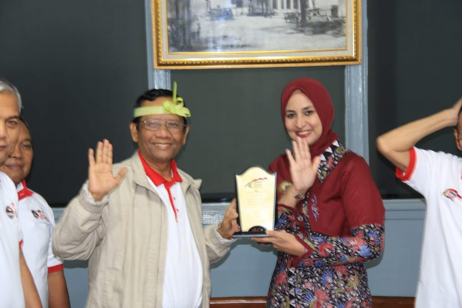 Mahfud MD, Pemilu Bukan Lagi Pesta Demokrasi Tapi Sebagai Teror