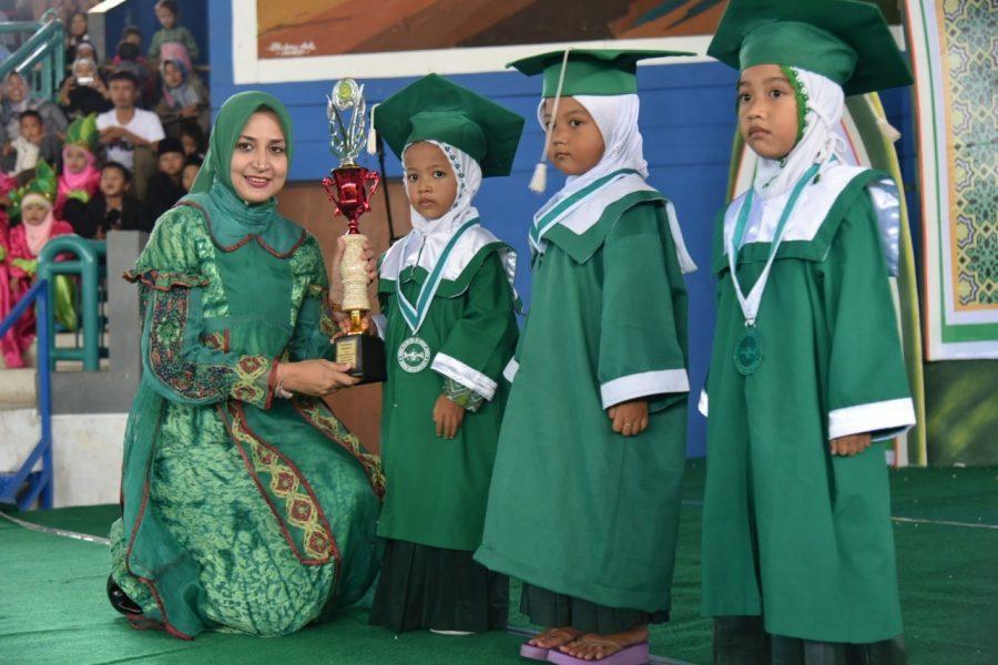 Dukung Lahirnya Generasi Qur'ani Melalui Program Beasiswa