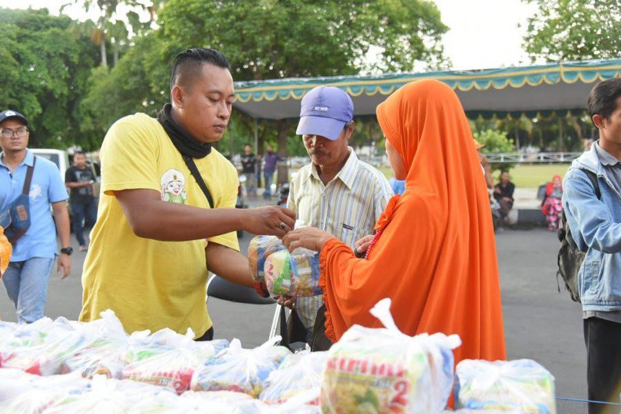 Pasar Murah, Dharna Wanita Persatuan Siapkan untuk 1000 Duafa