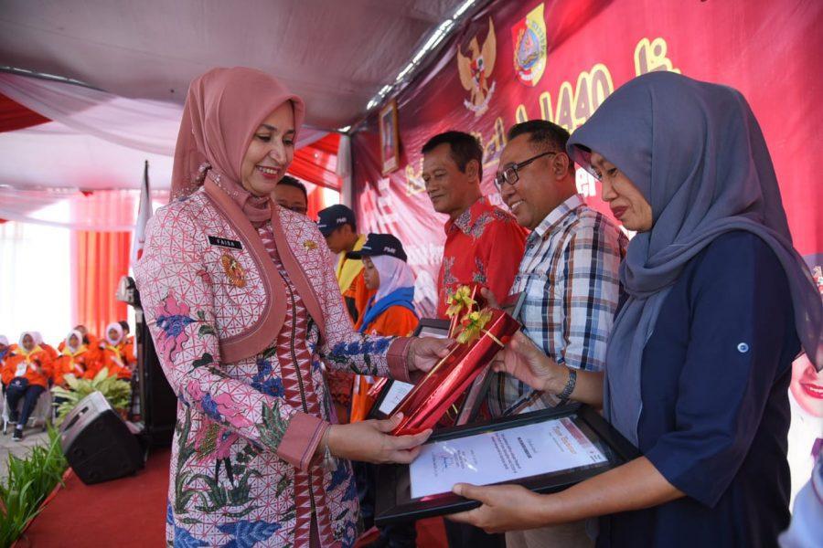 Laboratorium PMI Jember Tercanggih di Jawa Timur