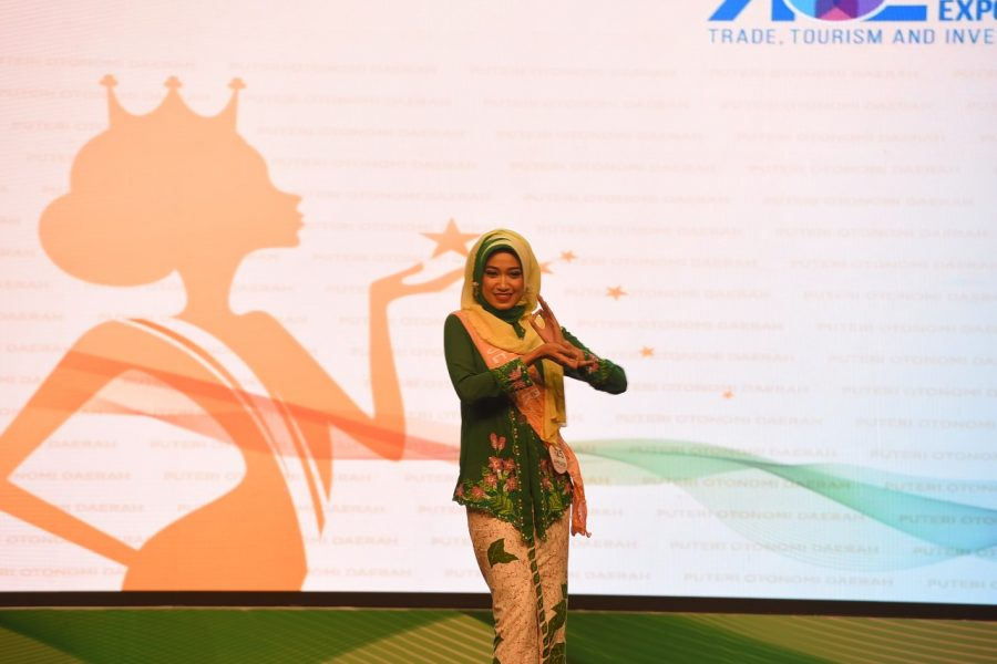 Ning Mira Wakili Jember Pada Pemilihan Puteri Otonomi Daerah