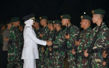 Yonif Raider 509 Kostrad, Satu-satunya Pasukan yang Diberangkatkan Panglima TNI