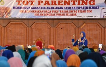 TOT Parenting, Orang Tua Sebaiknya Tidak Mendoktrin Keinginannya Kepada Anak