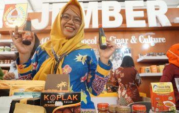 Keikutsertaan Jember Dalam Pameran Produk Lokal, untuk Membuka Peluang Pasar Bagi UMKM