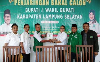 Daftar Penjaringan Bacabup, TEC Siap Jadikan Lamsel Kabupaten Termaju