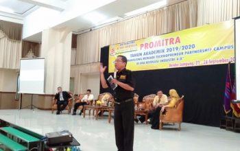 Di PROMITRA, GRANAT Lampung Sampaikan P4G
