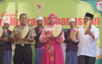Festival Hadrah Kebangsaan, untuk Menunjukkan Dunia Religius dan Nasionalisme Tidak Berbeda