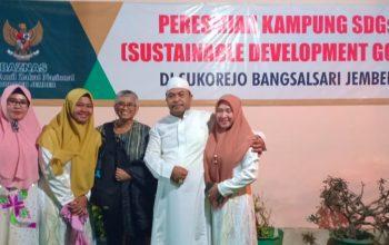 Kunjungi Desa Sukorejo, Tokoh HAM Thailand Tertarik Kampung SDGs