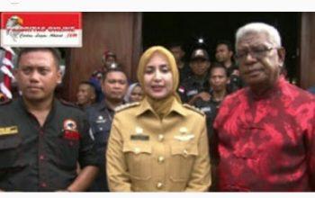 Ketua MRP Minta Bupati Faida Lindungi Mahasiswa dan Pelajar Papua di Jember