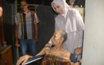 Bupati Faida, Menjenguk Orang Sakit Merupakan Tugas Kemanusiaan