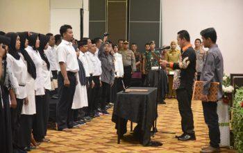Pesan Bupati Jember Kepada 155 Anggota PPK yang Dilantik, Jangan Kecewakan Kepercayaan Masyarakat