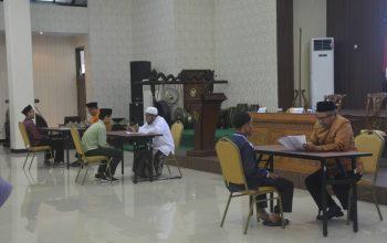 Tim Seleksi Pilih Lima Penghafal Al Quran untuk Berangkat Umroh Gratis