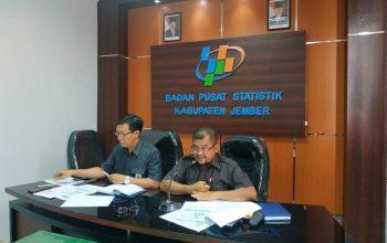 Inflasi Kabupaten Jember Terendah Kedua se Jawa Timur Setelah Madiun