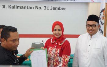 PKPU No 1 Tahun 2020 Buka Peluang Parpol di Jember Usung Faida – Vian