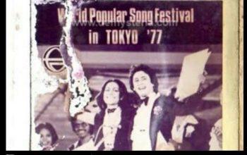 """Teringat Lagu """"Damai Tapi Gersang"""", yang di Festival Dalam Negeri Hanya Juara Dua, Tapi di Internasional Menjadi Terbaik Pertama"""