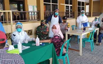 Rapid Test Massal di Mastrip, dari 46 Orang yang Diperiksa, 24 Orang Dinyatakan Reaktif. Lalu Apa yang Dimaksud Reaktif ?