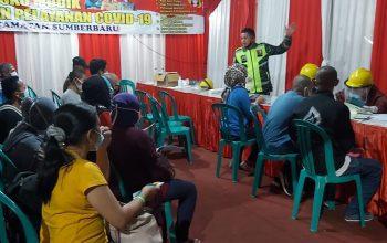 Pulang dari Malaysia, 13 Orang Langsung Digiring ke JSG