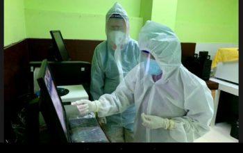 Tidak Butuh Waktu Lama, Dengan Alat Baru, Test Swab Seratus Sampel di RSD dr. Soebandi Hanya 1 Jam