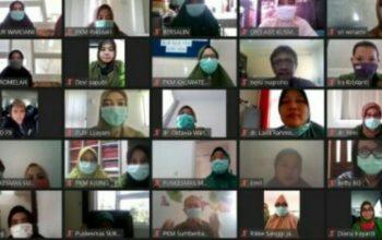 Workshop Perumusan Kebijakan 10 LMKM di Tengah Pandemi Covid-19, Harus Tetap Mengikuti Panduan Protokol Kesehatan