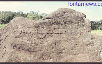 Prasasti Congapan, Bukti Adanya Peradaban di Kabupaten Jember Sebelum Era Majapahit