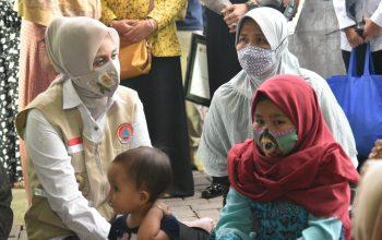 Biaya Pendidikan Anak Penjual Masker Korban Kecelakaan di Jalan Trunojoyo, Ditanggung Pemkab Jember Hingga PT